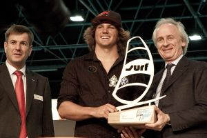 Surfer of the year 2011 BOOT 2012